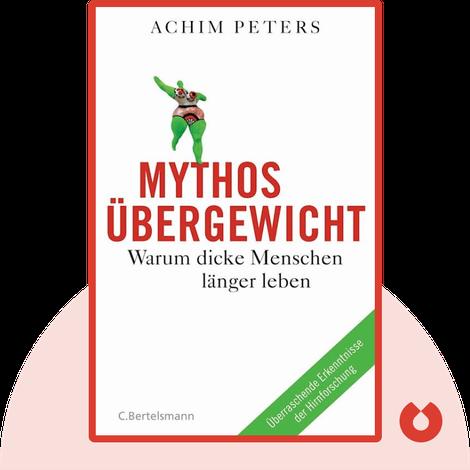 Mythos Übergewicht von Achim Peters