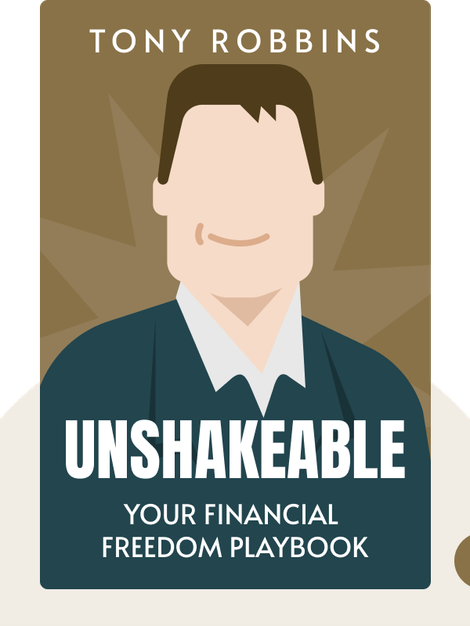 Unshakeable: Your Financial Freedom Playbook by Tony Robbins