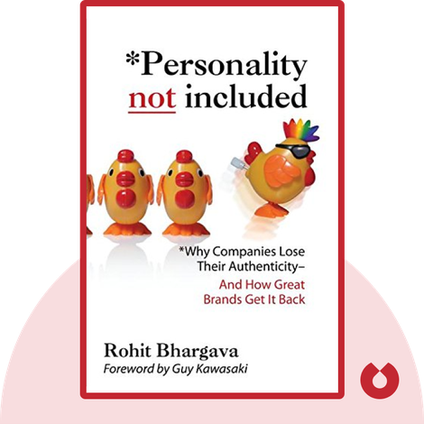 Personality Not Included von Rohit Bhargava
