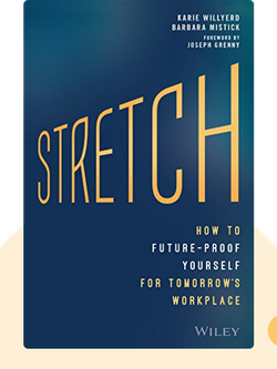 Stretch: How to Future-Proof Yourself for Tomorrow's Workplace by Karie Willyerd, Barbara Mistick