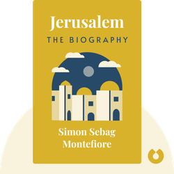 Jerusalem: The Biography by Simon Sebag Montefiore