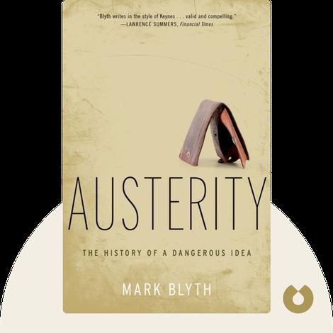 Austerity by Mark Blyth