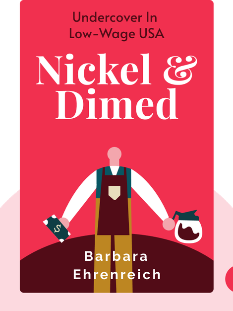 Nickel & Dimed: Undercover in Low-Wage USA von Barbara Ehrenreich