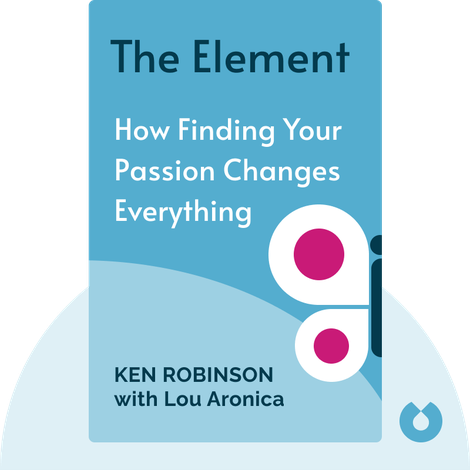 The Element von Ken Robinson, with Lou Aronica