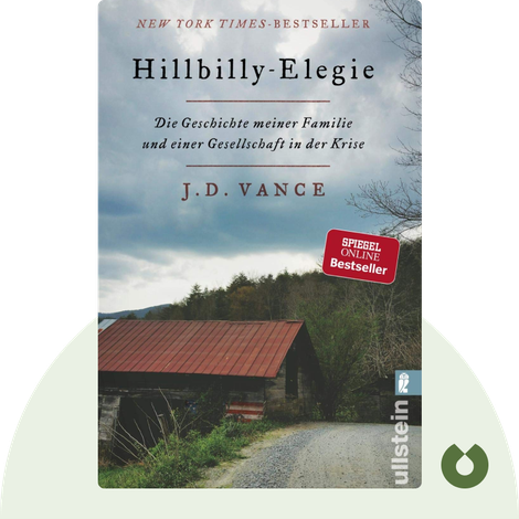 Hillbilly-Elegie by J.D. Vance