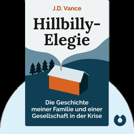 Hillbilly-Elegie von J.D. Vance