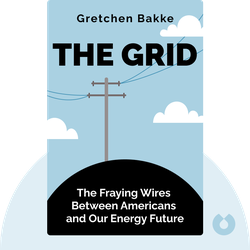 The Grid: The Fraying Wires Between Americans and Our Energy Future by Gretchen Bakke