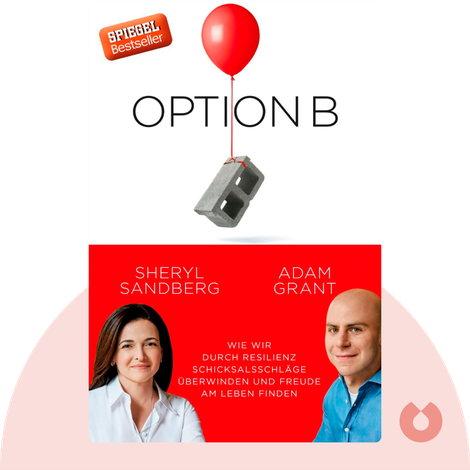 Option B by Sheryl Sandberg & Adam Grant