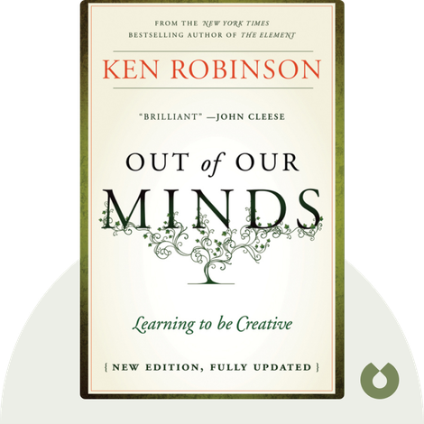 Out of Our Minds von Ken Robinson