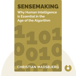 Sensemaking: What Makes Human Intelligence Essential in the Age of the Algorithm by Christian Madsbjerg