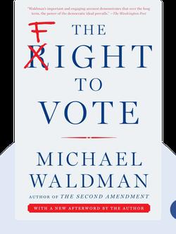 The Fight to Vote von Michael Waldman