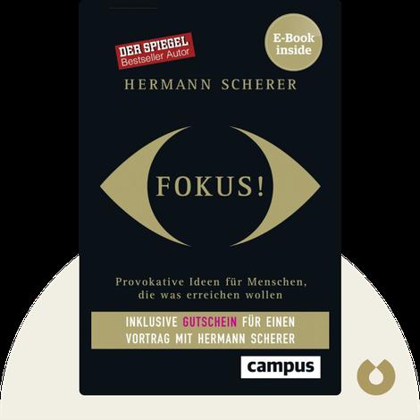 Fokus! by Hermann Scherer