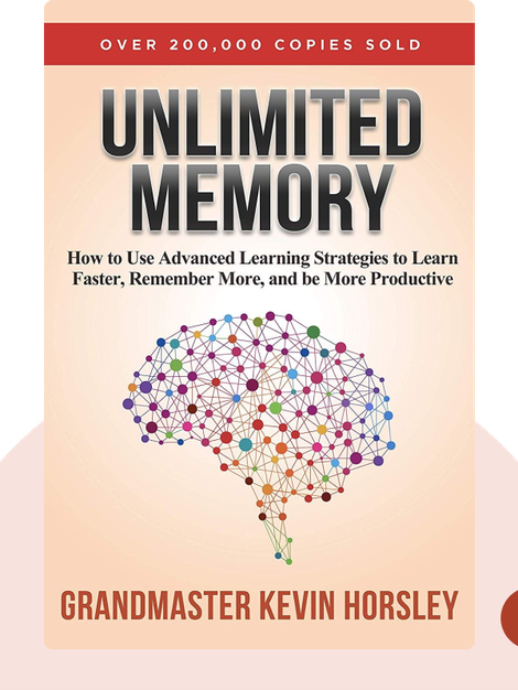 Unlimited Memory: How to Use Advanced Learning Strategies to Learn Faster, Remember More and be More Productive by Kevin Horsley