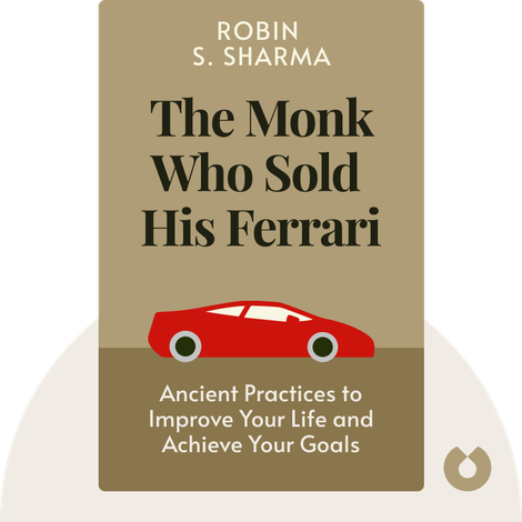 The Monk Who Sold His Ferrari von Robin S. Sharma