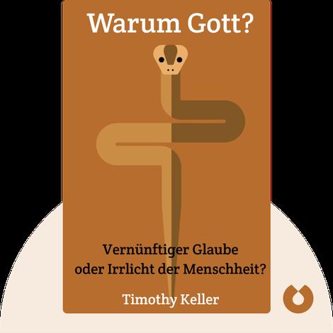 Warum Gott? by Timothy Keller