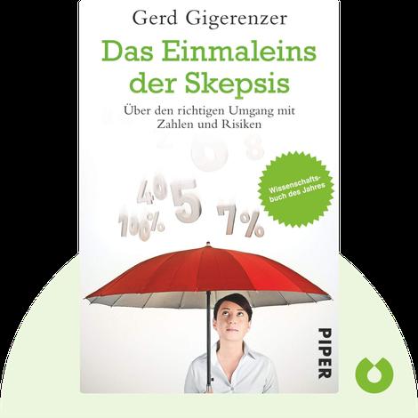 Das Einmaleins der Skepsis by Gerd Gigerenzer