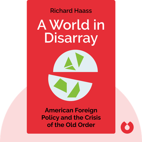 A World in Disarray by Richard Haass