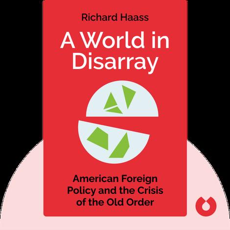 A World in Disarray von Richard Haass