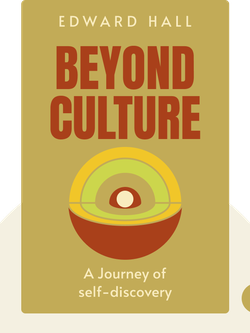 Beyond Culture by Edward Hall