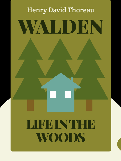 Walden: Life in the Woods by Henry David Thoreau