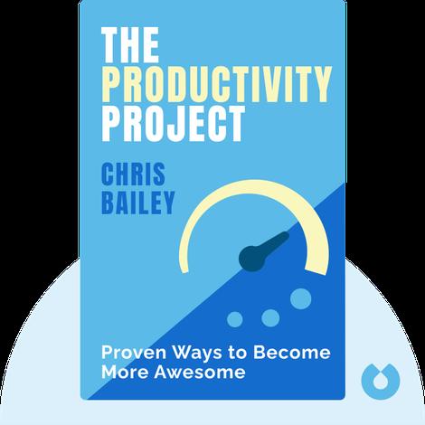 The Productivity Project von Chris Bailey