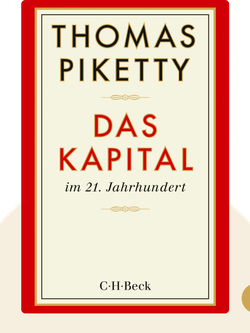 Das Kapital im 21. Jahrhundert von Thomas Piketty