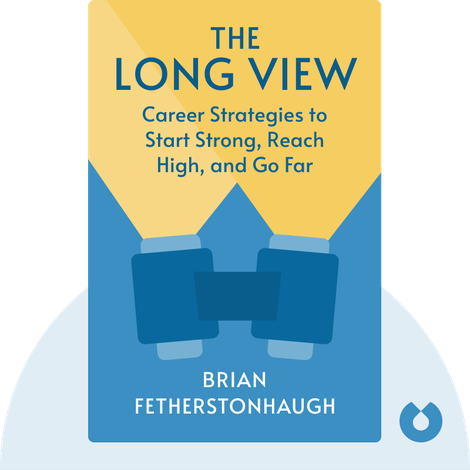 The Long View by Brian Fetherstonhaugh