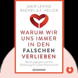 Warum wir uns immer in den Falschen verlieben: Beziehungstypen und ihre Bedeutung für unsere Partnerschaft von Amir Levine und Rachel Heller