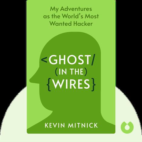 Ghost in the Wires von Kevin Mitnick