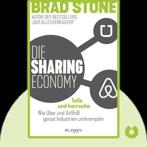 Die Sharing-Economy by Brad Stone