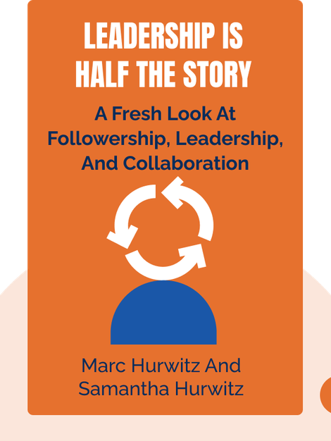 Leadership is Half the Story: A Fresh Look at Followership, Leadership, and Collaboration by Marc Hurwitz and Samantha Hurwitz