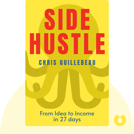 Side Hustle by Chris Guillebeau
