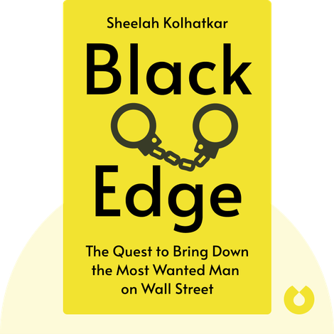Black Edge von Sheelah Kolhatkar