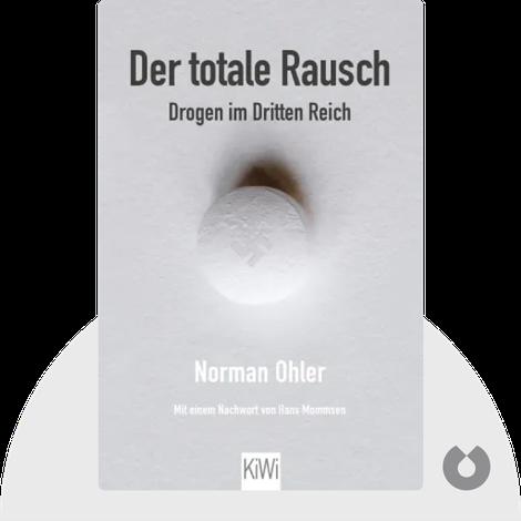 Der totale Rausch by Norman Ohler