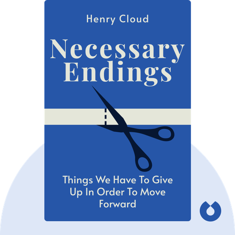 Necessary Endings von Henry Cloud