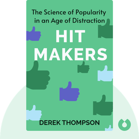 Hit Makers von Derek Thompson