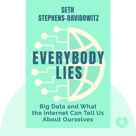 Everybody Lies von Seth Stephens-Davidowitz