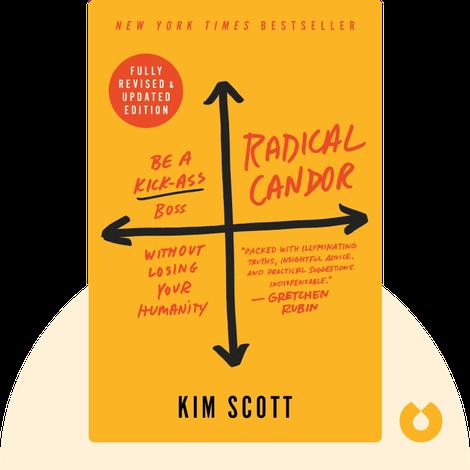 Radical Candor von Kim Scott