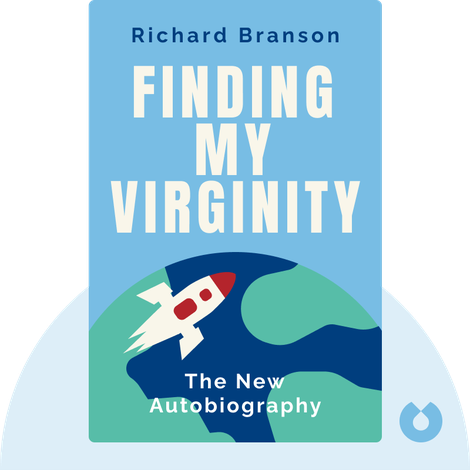 Finding My Virginity von Richard Branson