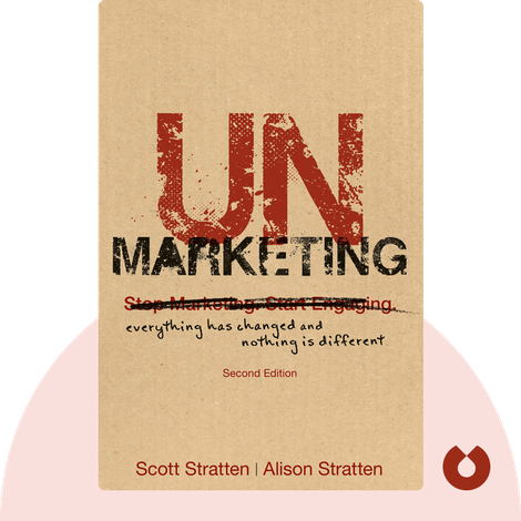 UnMarketing von Scott Stratten and Alison Stratten