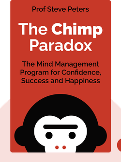 The Chimp Paradox: The Mind Management Program for Confidence, Success and Happiness by Prof Steve Peters