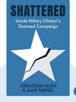 Shattered: Inside Hillary Clinton's Doomed Campaign by Jonathan Allen & Amie Parnes