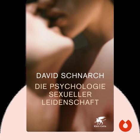 Die Psychologie sexueller Leidenschaft by David Schnarch
