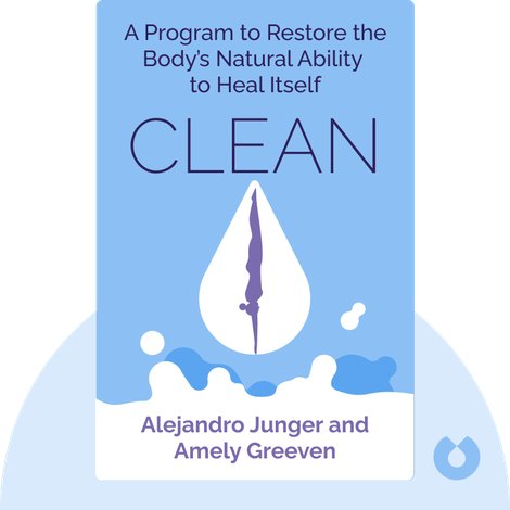 Clean von Alejandro Junger and Amely Greeven