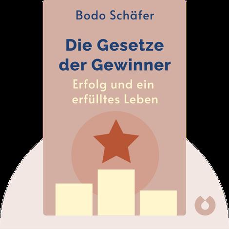 Die Gesetze der Gewinner by Bodo Schäfer