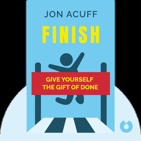 Finish von Jon Acuff