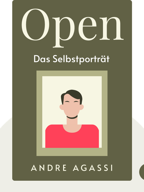 Open: Das Selbstporträt by Andre Agassi