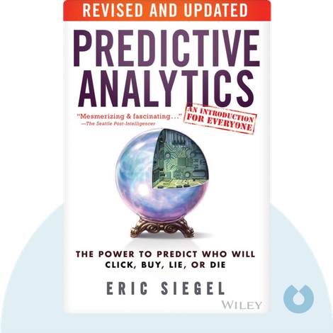 Predictive Analytics by Eric Siegel