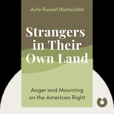 Strangers in Their Own Land von Arlie Russell Hochschild