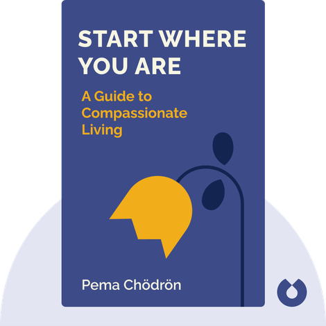 Start Where You Are von Pema Chödrön
